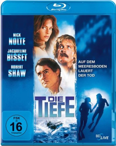 Die Tiefe [Blu-ray]