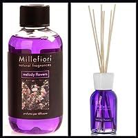 Millefiori Milano Sparset Melody Flowers (100ml Diffuser + 500ml Nachfüllflasche) preisvergleich bei billige-tabletten.eu