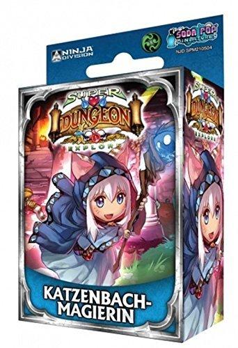 Super Dungeon Explore: • Erweiterung Katzenbach-Magierin Deutsche Version