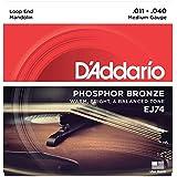D'Addario EJ74 - Juego de cuerdas otros instó