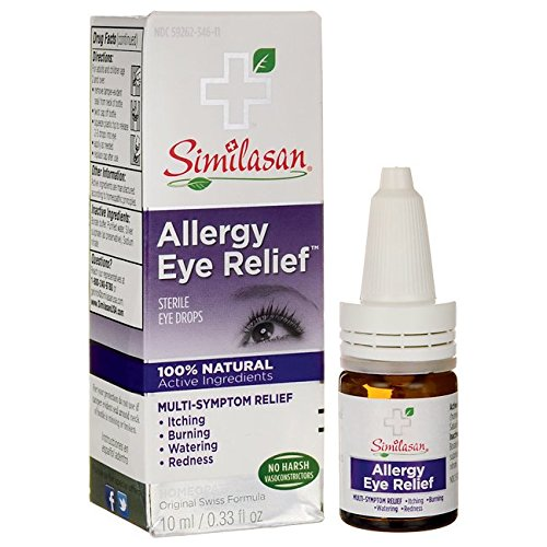 Similasan Allergy Eye Relief 100% Natural 0.33 oz