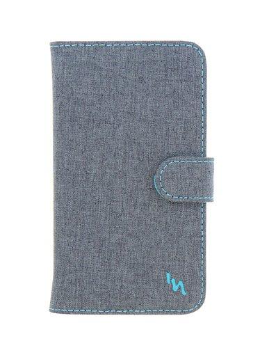 T ' NB Twin funda Universal para Smartphone 12,7 cm Talla M azul/plata