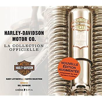 Harley-Davidson Motor Co. - La collection officielle - Nouvelle édition