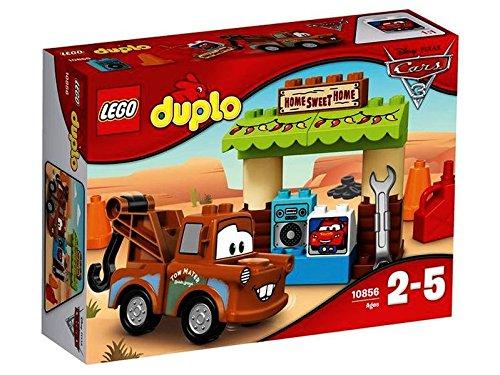 LEGO – 10856 – DUPLO – Jeu de Construction – La cabane de Martin
