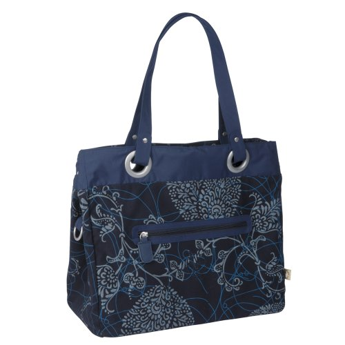 Lässig Wickeltasche Gold Label Tote Bag, navy (Canvas Reversible Tote)