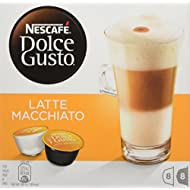 Nescafe Latte for Nescafe Dolce Gusto Machine Ref 12019858 - Packed 48