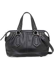 Tamaris sac à bandoulière noir donna.