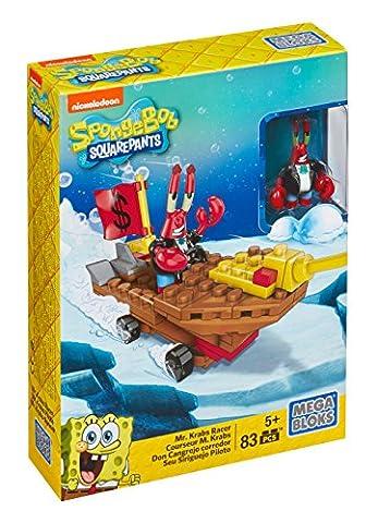 Spongebob Squarepants Mr. Krabs Racer 83pcs