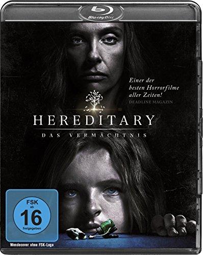 Hereditary - Das Vermächtnis [Blu-ray]