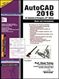 AutoCAD 2016 for Engineers & Designers, Set of 2 Vol, 22ed