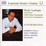 Laureate Series - Denis Azabagic (First Prize: 1998 Guitar Foundation Of America Competition)