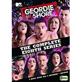 Geordie Shore (Complete Series 8) - 3-DVD Set ( Geordie Shore - Series Eight (8 Episodes) ) [ NON-USA FORMAT, PAL, Reg.2 Import - United Kingdom ] by Vicky Pattison