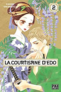 La courtisane d'edo Edition simple Tome 2