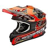Scorpion 35-158-24-07 Casco para Motocicleta