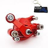 stoneder rot hinten rechts Seite Bremse, Bremssattel für 2Takt 43cc 47cc 49cc Motor Mini Moto Pocket Dirt Bike Gas Scooter