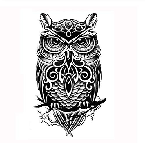 Lfvguiop impermeabile ambientale anti-traspirazione ed adesivi realistici del tatuaggio una tantum