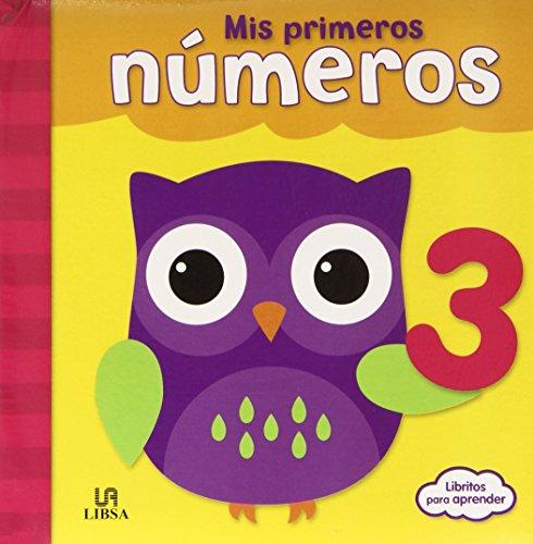 Mis Primeros Números (Libritos para Aprender)