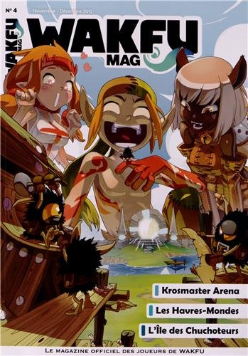 Wakfu Mag, N° 4, Novembre-décem :