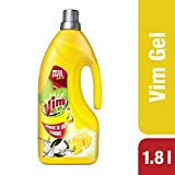 #6: Vim Dishwash Gel, Lemon, 1.8 l