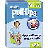 Huggies Pull-Ups, Talla 5 niño, 2 packs de 26 [52 pañales]