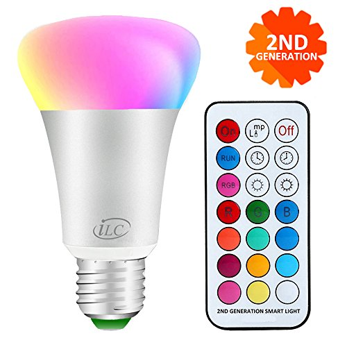 ilc-bombillas-colores-rgbw-led-bombilla-regulable-cambio-de-color-10w-e27-12-color-control-remoto-in