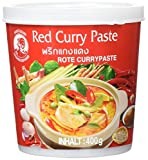 Cock Currypaste, rot, 4er Pack (4 x 400 g Packung)