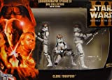 Hasbro Clone Troopers - Commemorative Episode III Collection - Star Wars Revenge of the Sith Collection 2005