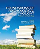 Foundations of Psychological Thought: A History of Psychology