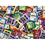 Twinings Tea Bags Individual Enveloped Tagged Classic and Flavoured Selections (15 Tea Envelopes)