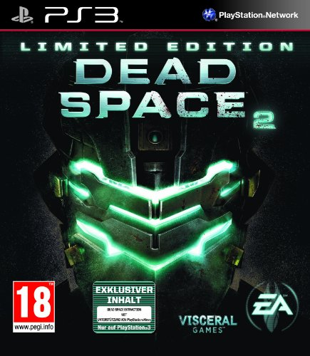 Dead Space 2 - Limited Edition [PEGI] (Dead Space 3 Ps3)