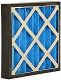 Gvs filtro Technology g4p.15.15.4.sua001.005G4pieghe pannello filtro, blu/bianco (confezione da 5)
