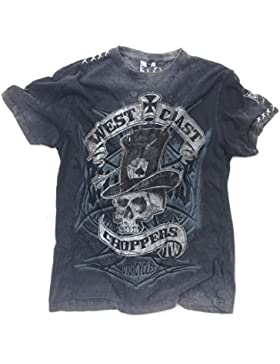 West Coast Choppers T-Shirt Cash Only Tee