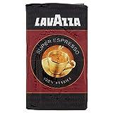 Lavazza Caffè Macinato per Macchina Espresso Superespresso - 4 confezioni da 250 gr [1 Kg]