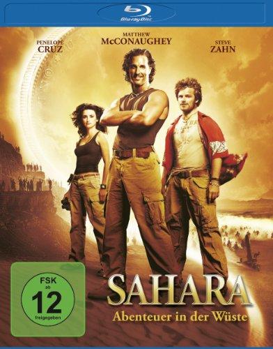 Bild von Sahara - Abenteuer in der Wüste [Blu-ray]