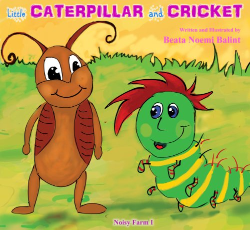 childrens-books-little-caterpillar-and-cricket-picture-book-for-ages-3-8-english-edition