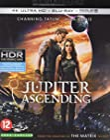 Jupiter - Le destin de l'Univers [4K Ultra HD + Blu-ray + Digital UltraViolet]