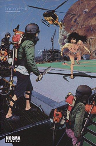 I am a Hero - 20 por Kengo Hanazawa