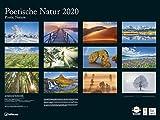 Poetische Natur 2020 - Fotokalender - Frank Krahmer - 64x48cm - Posterkalender mit besonderen Naturaufnahmen