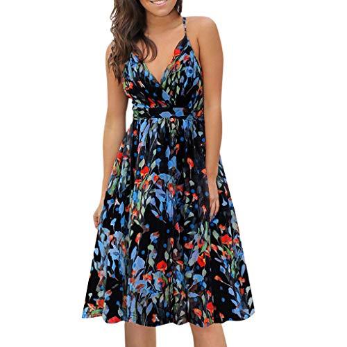 AZZRA Frauen Blumenkörper Con Dress Elegant Ärmelloses Party Mid Dress Prinzessin tüll v-Ausschnitt Braut Applique Abendkleid rückenfrei kurz Bustier Kleider mit blüte - Pailletten Applique V-ausschnitt Kleid