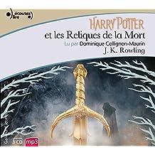 Harry Potter et les Reliques de la Mort CD
