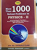 TPS More than 1000 Solved Problems in Physics-2 Std. 12th