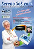 Pflegeruf-Set Sereno SOS PLUS mit (Not-) Ruf an Handy oder Telefon - über Funk-Armbandsender und Mobilfunknetz