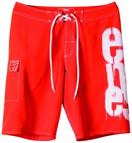 etnies -  Pantaloncini sportivi  - Uomo arancione