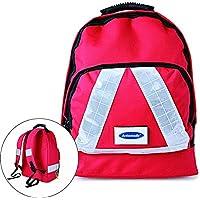 Notfallrucksack SMALL Rot Nylon 300 x 200 x 180 mm mit Inhalt DIN 13 157 preisvergleich bei billige-tabletten.eu