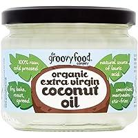 Maravillosa comida orgánica extra 283ml Aceite de Coco Virgen