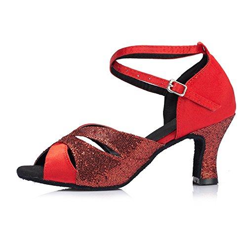 Rosso Da Rosso rosso Ballo Sala Minitoo Donna xFXwO4qwZ