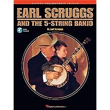 Earl Scruggs And The Five String Banjo (Cd Edition) Bjo Book/Cd