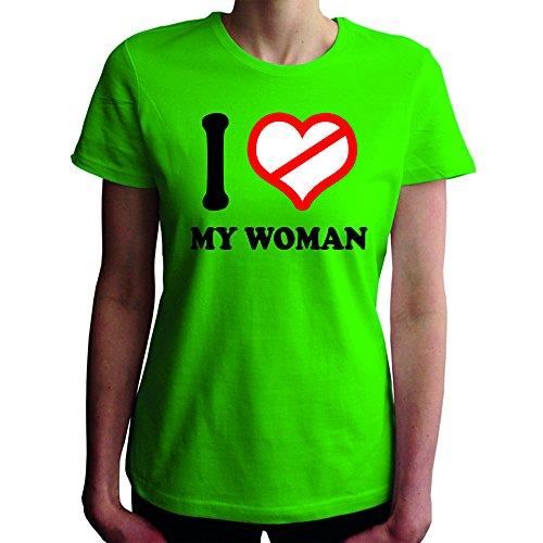 I don't love Hamm Herren T-Shirt Schwarz