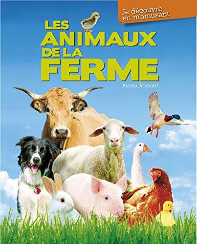 Les animaux de la ferme par Alexia Romatif