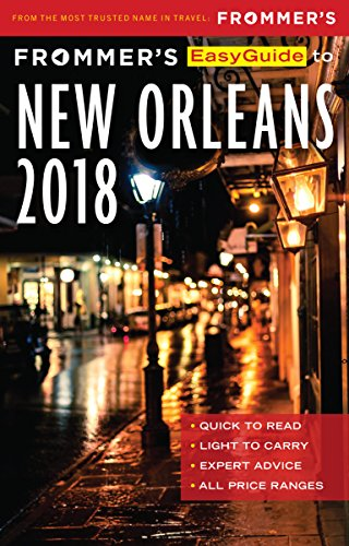 Frommer's EasyGuide to New Orleans 2018 (EasyGuides) (English Edition)